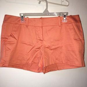 NWOT light orange shirts